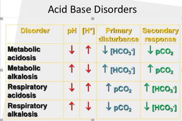 NCLEX Topics Acid Base Balance And Notes NCLEX Test