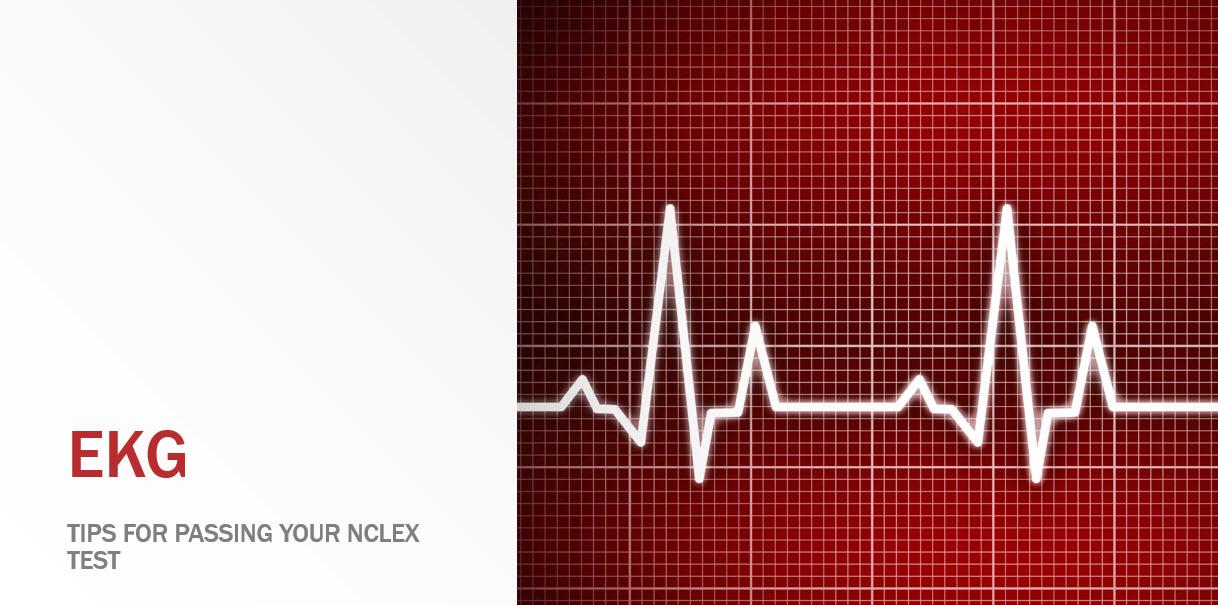 NCLEX EKG Tips part 1